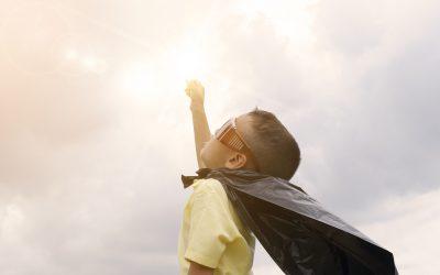 If Trust Was a Superhero
