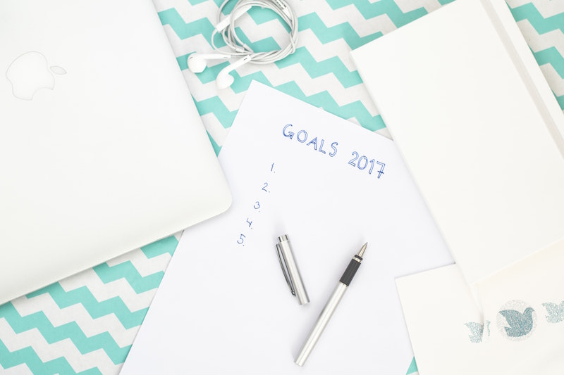 Goals Shouldn't Be Pretty Things On Paper